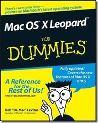 Mac OS Leopard para dummies