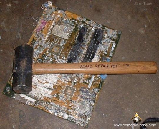 asus repair kit