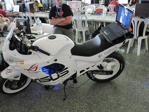 Campus Party 2011 moto