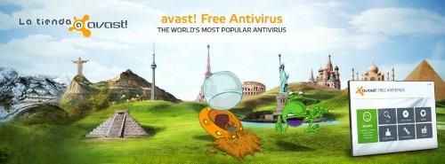 Facebook Avast! Antivirus