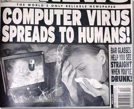 virus ataca personas