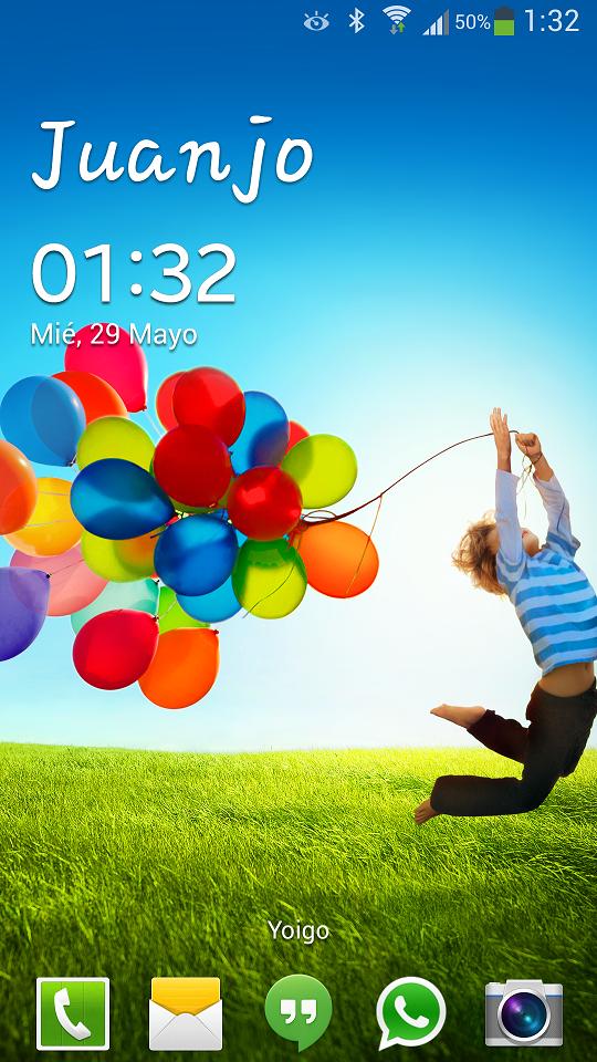 Samsung Galaxy S4 foto 5