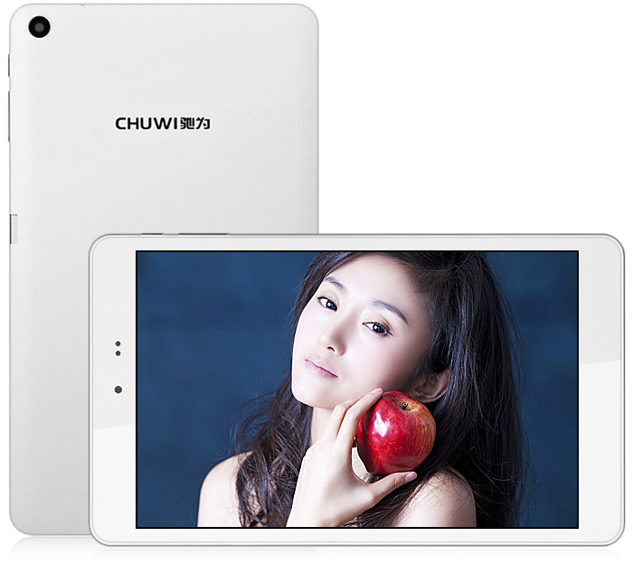 Chuwi Hi8 tablet dual boot