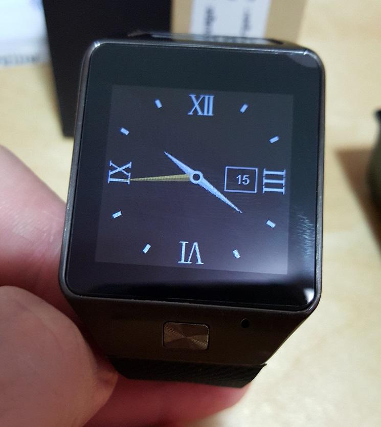 GV08S reloj