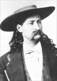 Wild Bill Hickock, la mano del hombre muerto