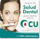 Seguro dental OCU en Homotecno