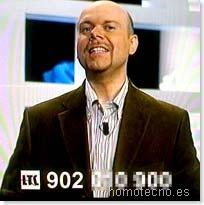 Calvo teletienda en Homotecno