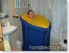 Sauna casera ahogatontos