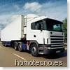 Camión en Homotecno