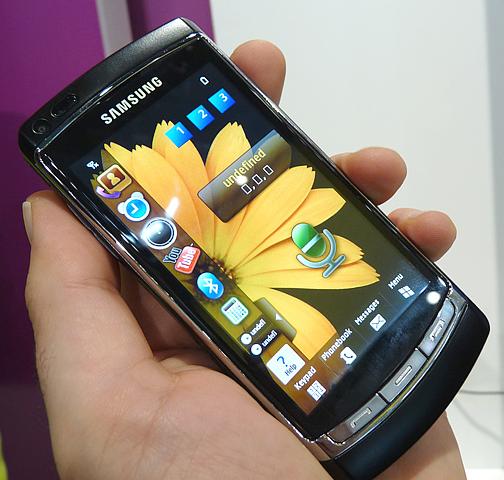 Samsung Omnia I8910 HD