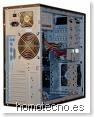 Caja de ordenador en Homotecno
